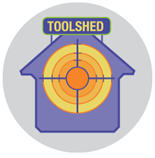 Enter the Toolshed