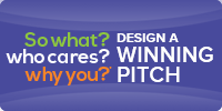 Design a Winning Pitch