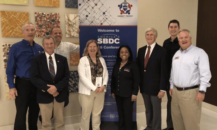 Delaware SBDC Receives Prestigious Tibbitts Award for SBIR-STTR Success