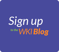 Sign up to the WKI Blog